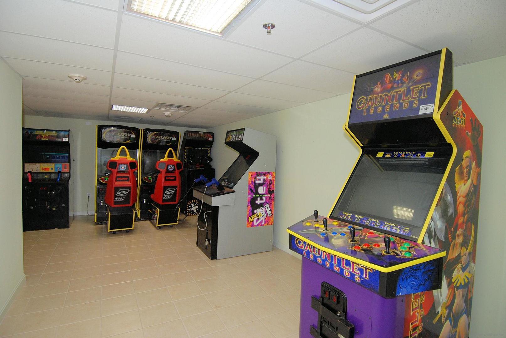 Makai Game Room