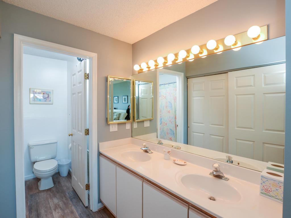 Oasis on the Bay, 103 - Master Bathroom