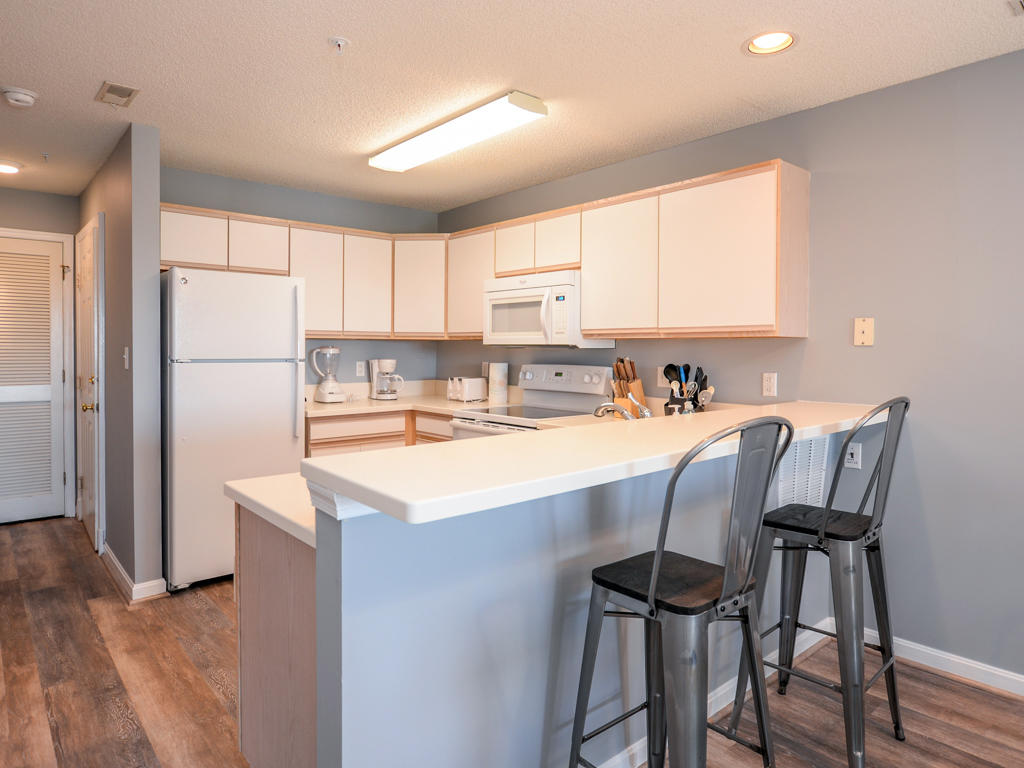 Oasis on the Bay, 103 - Kitchen Area