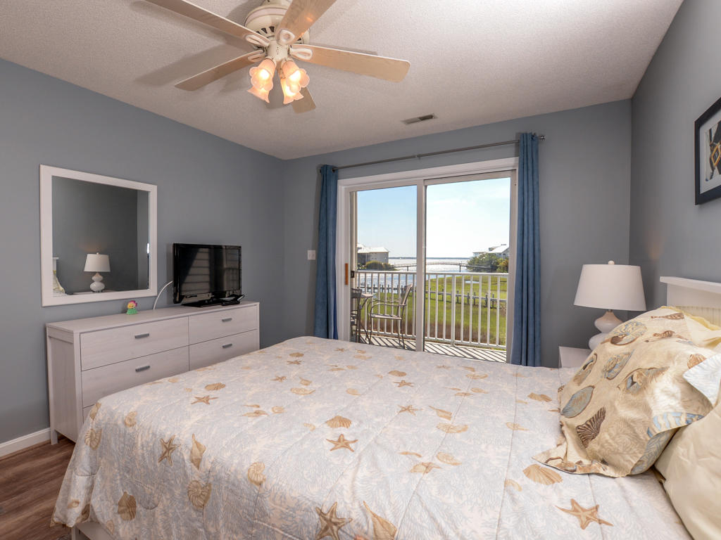 Oasis on the Bay, 103 - Master Bedroom