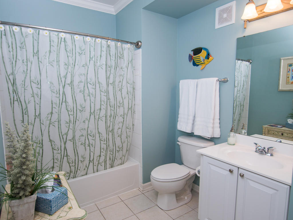 Sunset Island, 6 Fountain Drive East, 2C - Second Bathroom