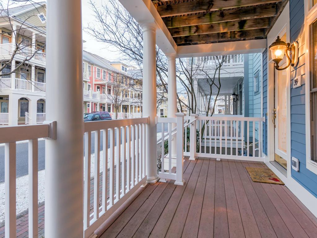 Sunset Island, 39 Sunset Island Drive - Porch