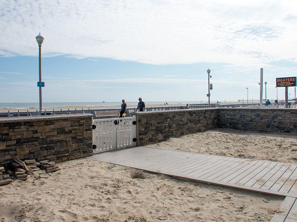 Ocean City Boardwalk Suites, N1 - Outdoor Space