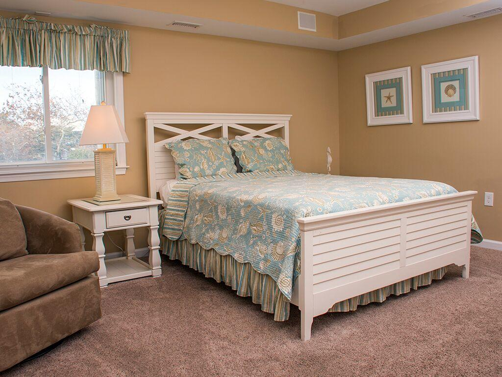 Ocean City Boardwalk Suites, N1 - Master Bedroom