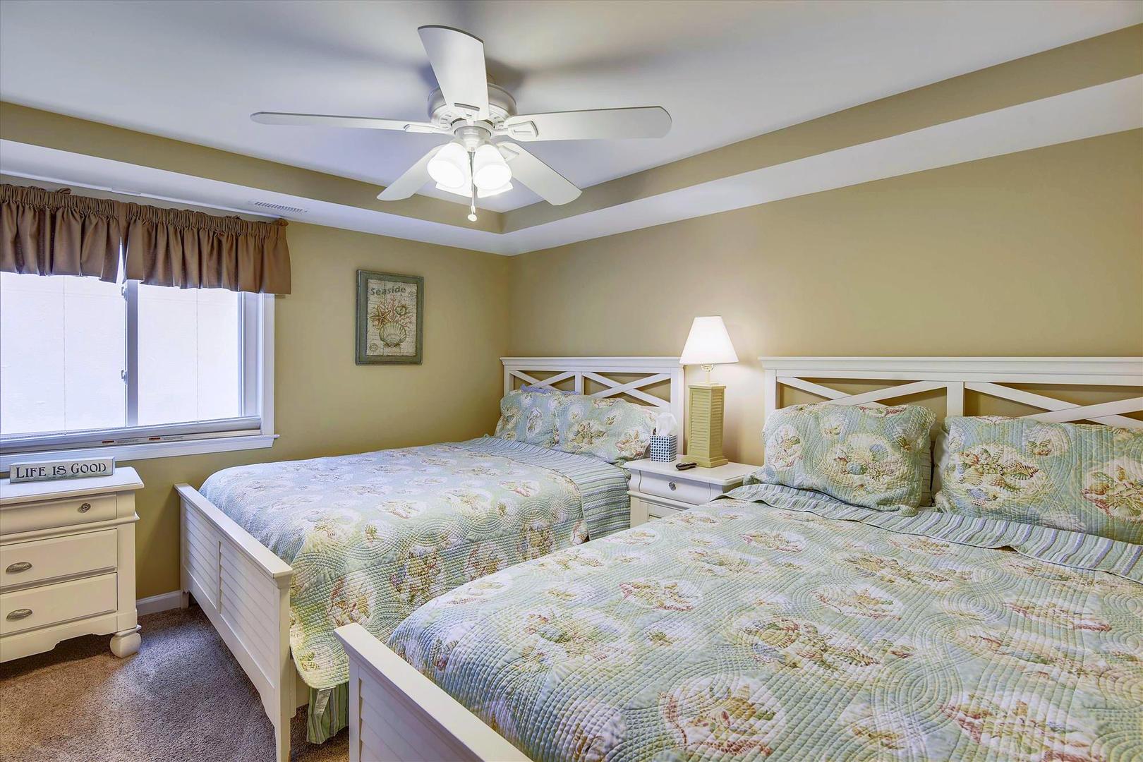 Ocean City Boardwalk Suites N2 - Bedroom 2
