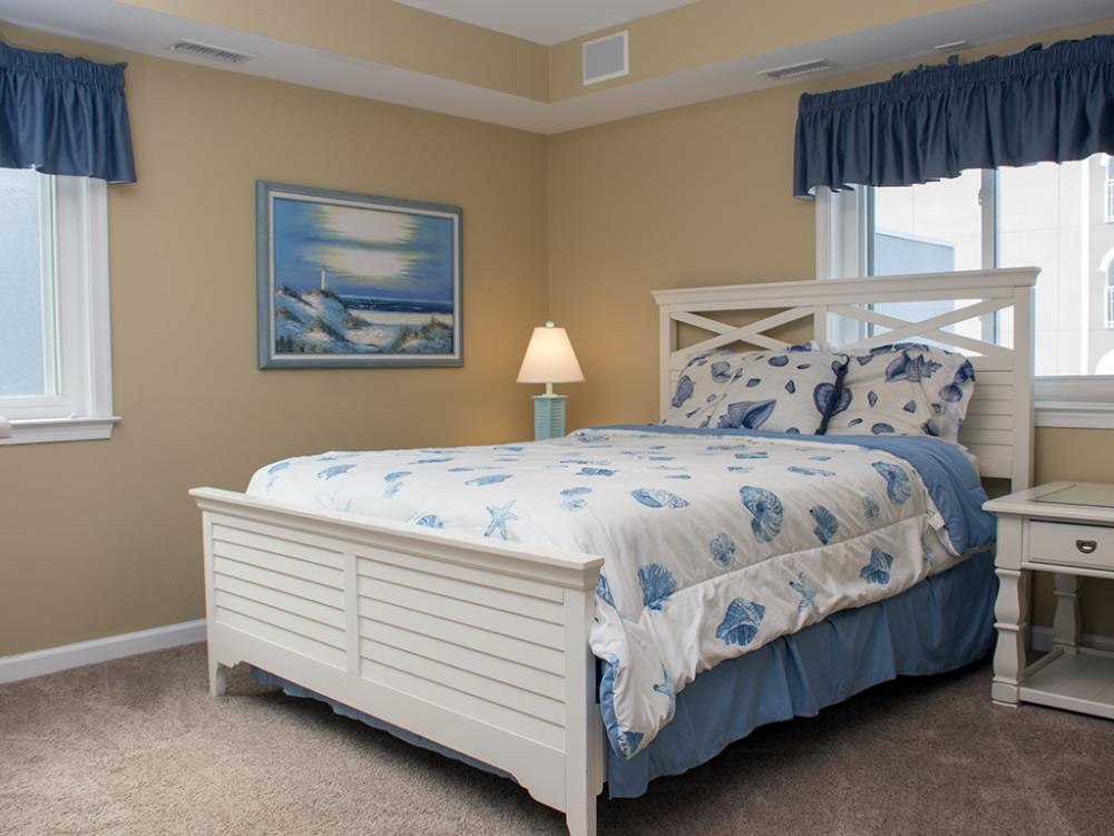 Ocean City Boardwalk Suites, S1 - Master Bedroom