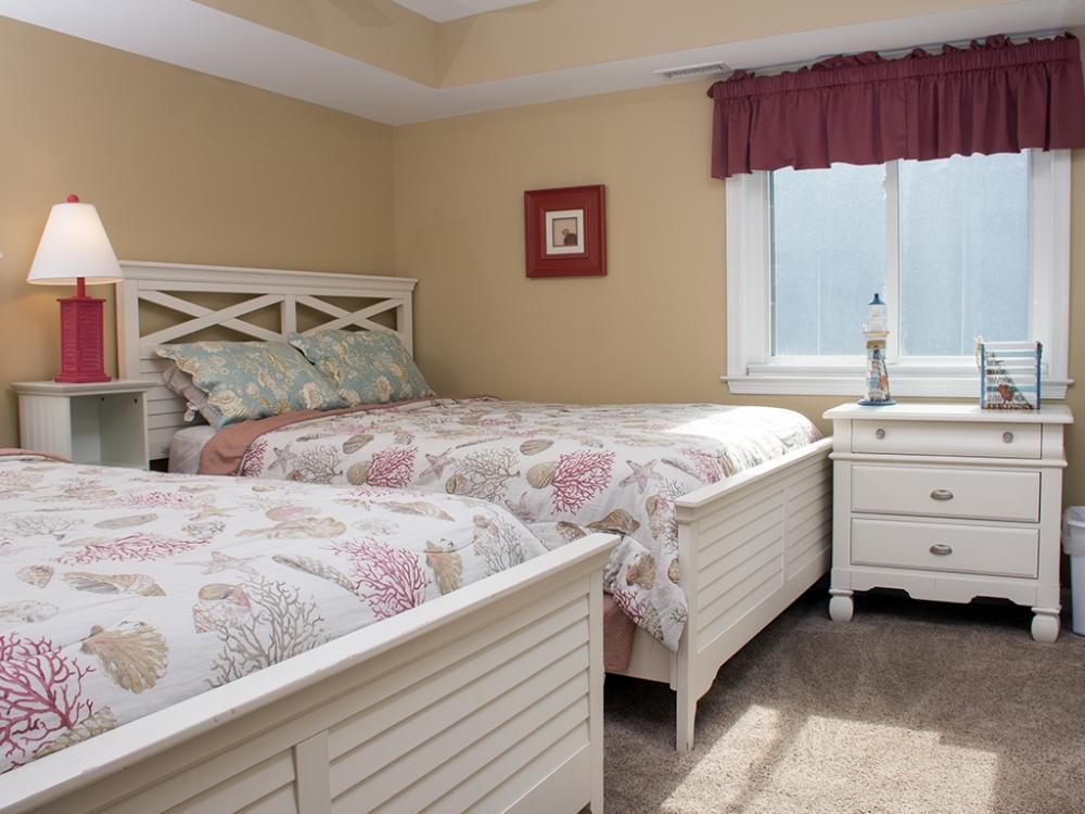 Ocean City Boardwalk Suites, S1 - Second Bedroom