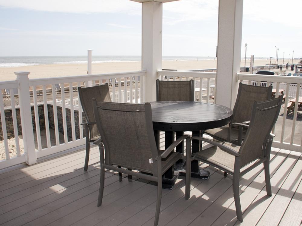 Ocean City Boardwalk Suites, S1 - Balcony Area
