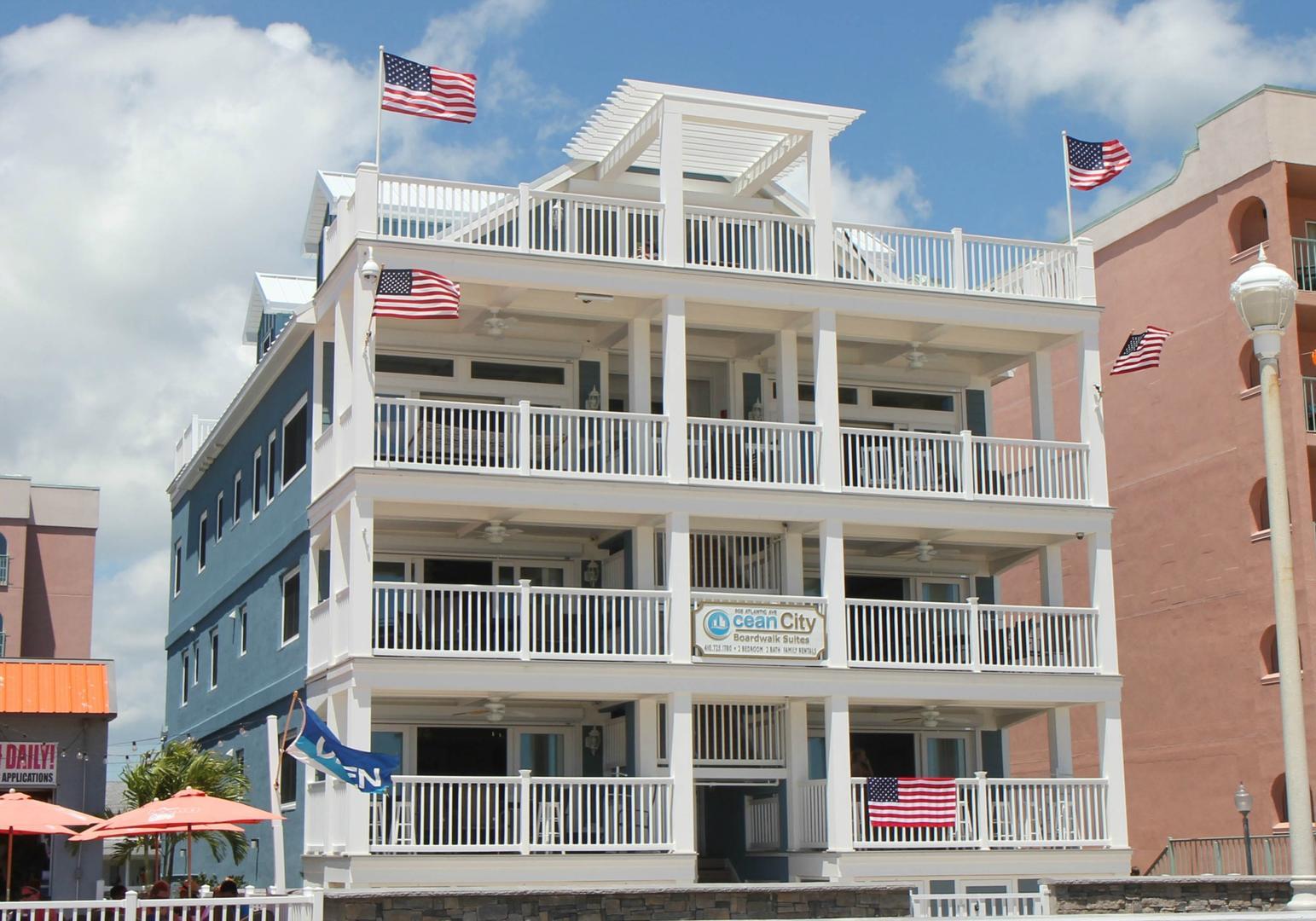 OC Boardwalk Suites - Exterior