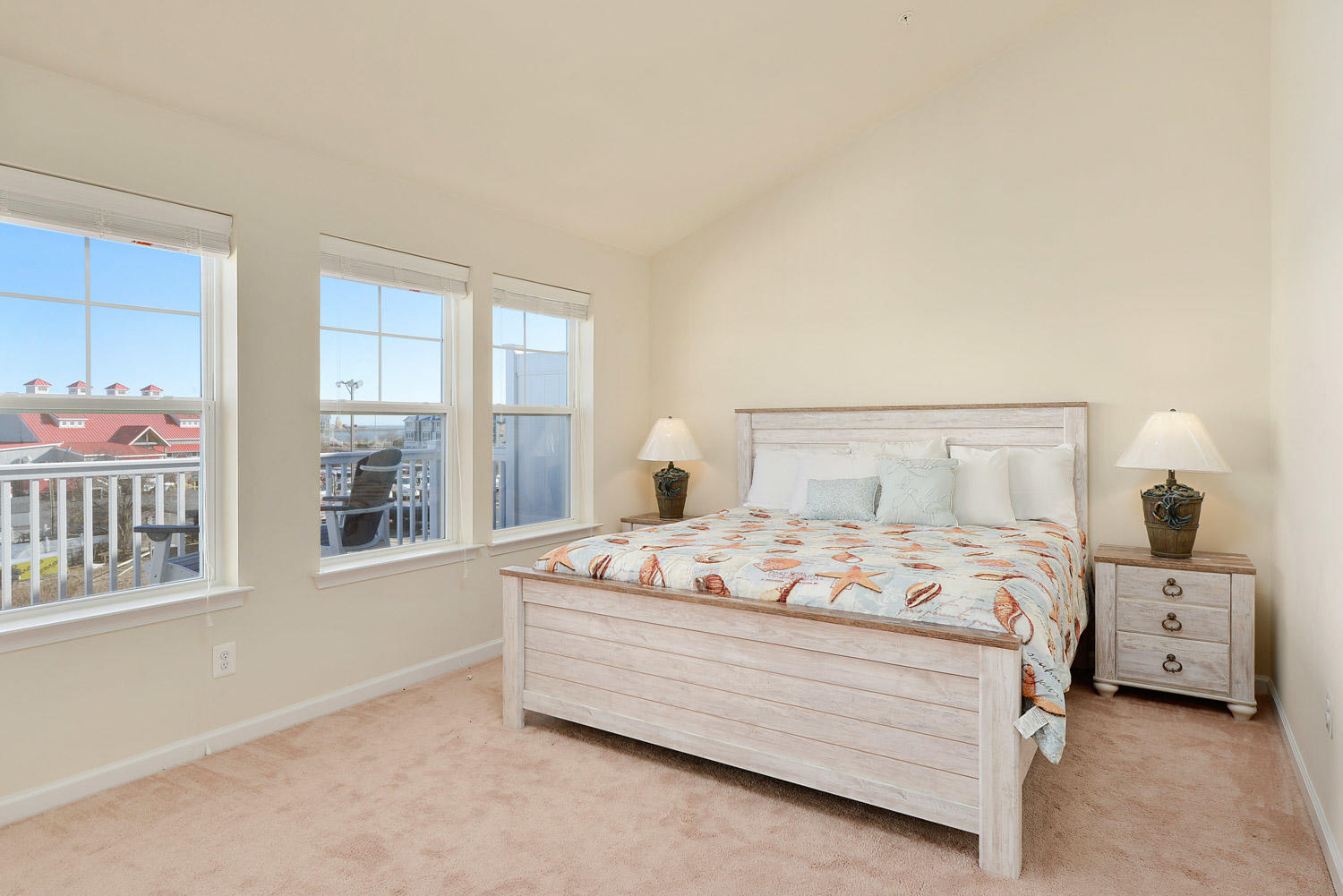 3rd Level Master Bedroom