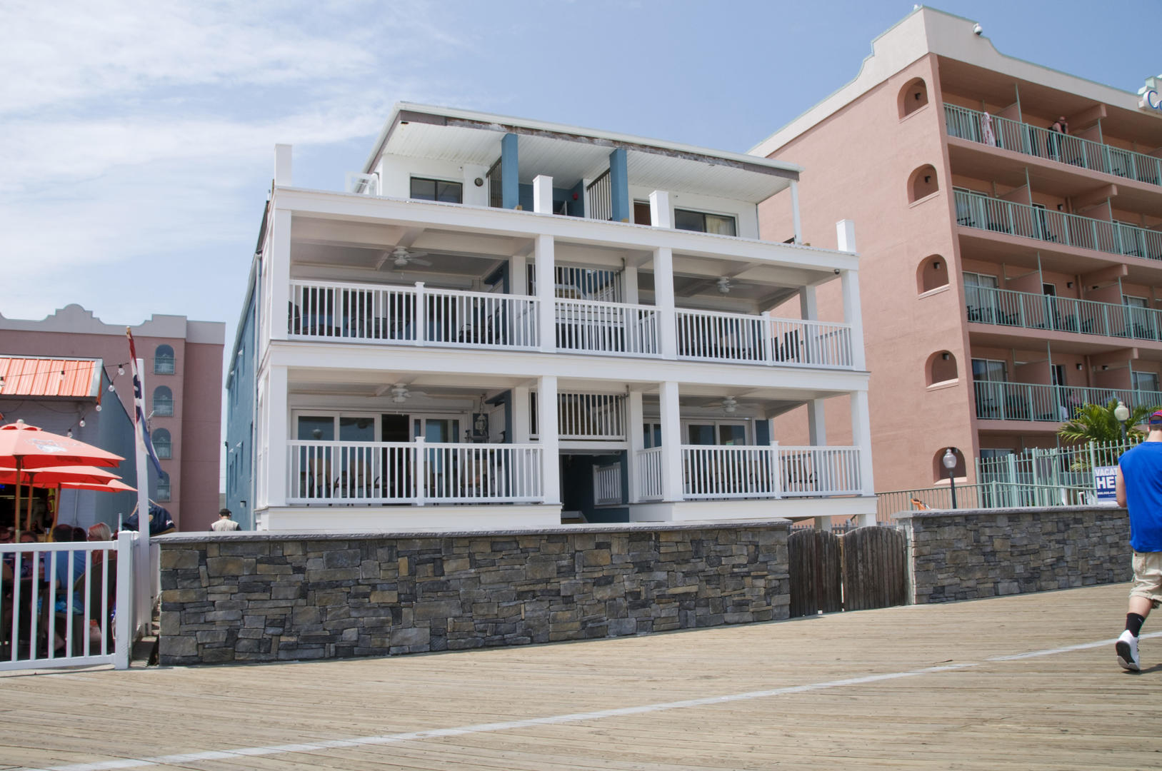 OC Boardwalk Suites S2 - Exterior