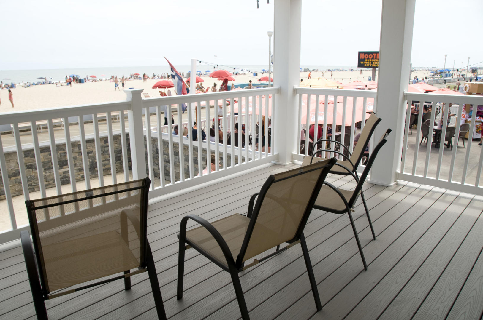 OC Boardwalk Suites S2 - Oceanfront Balcony