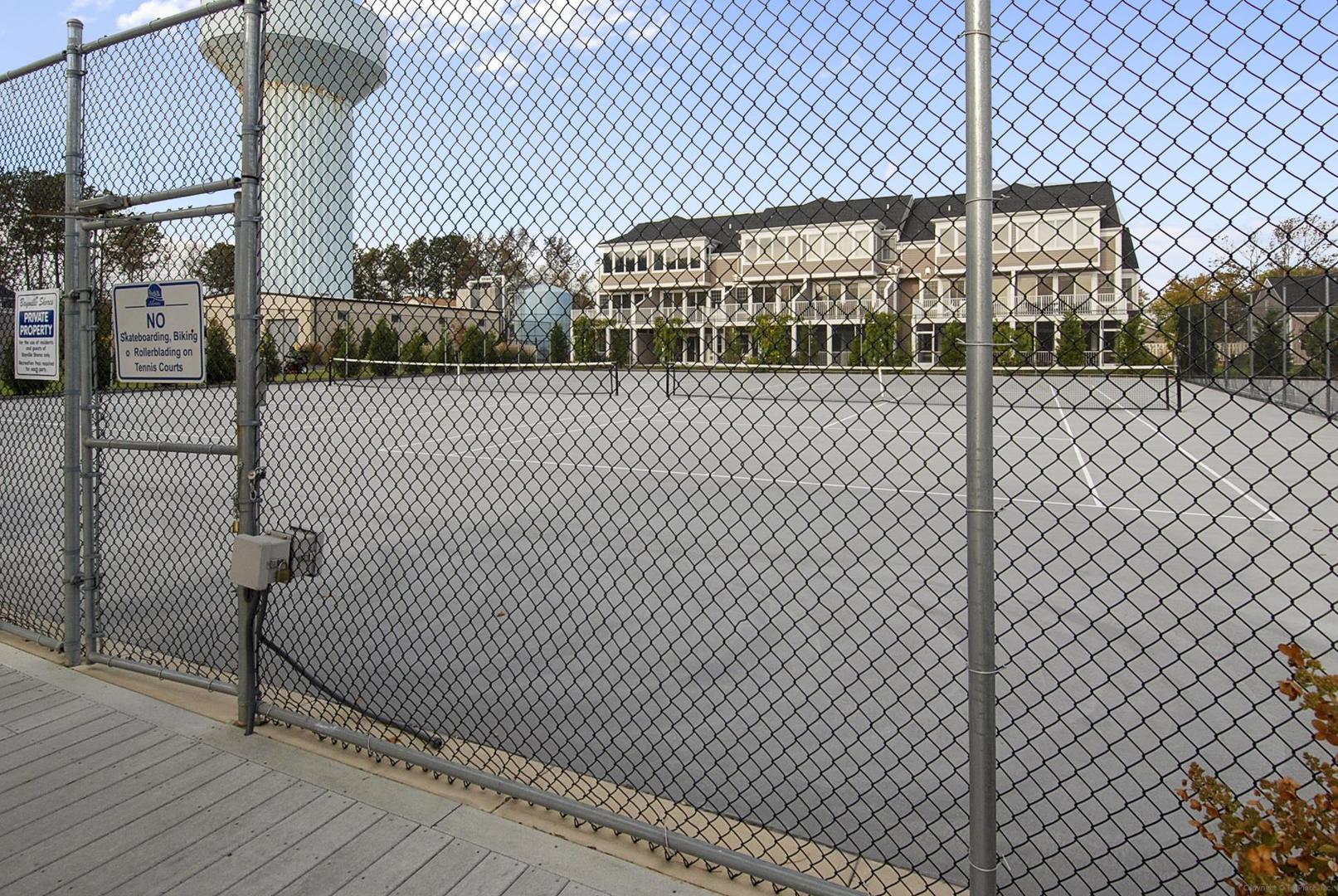 Bayville Shores Tennis Courts