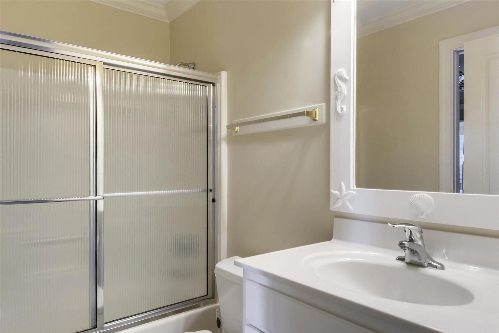 Bayville Shores 1169 - Lower Level Bathroom
