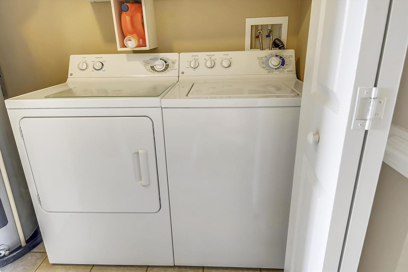 Bayville Shores 1169 - Washer and Dryer