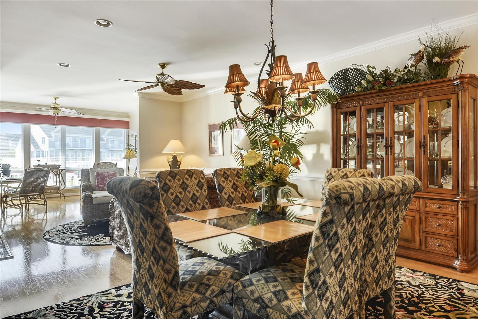 Bayville Shores 1169 - Dining Area