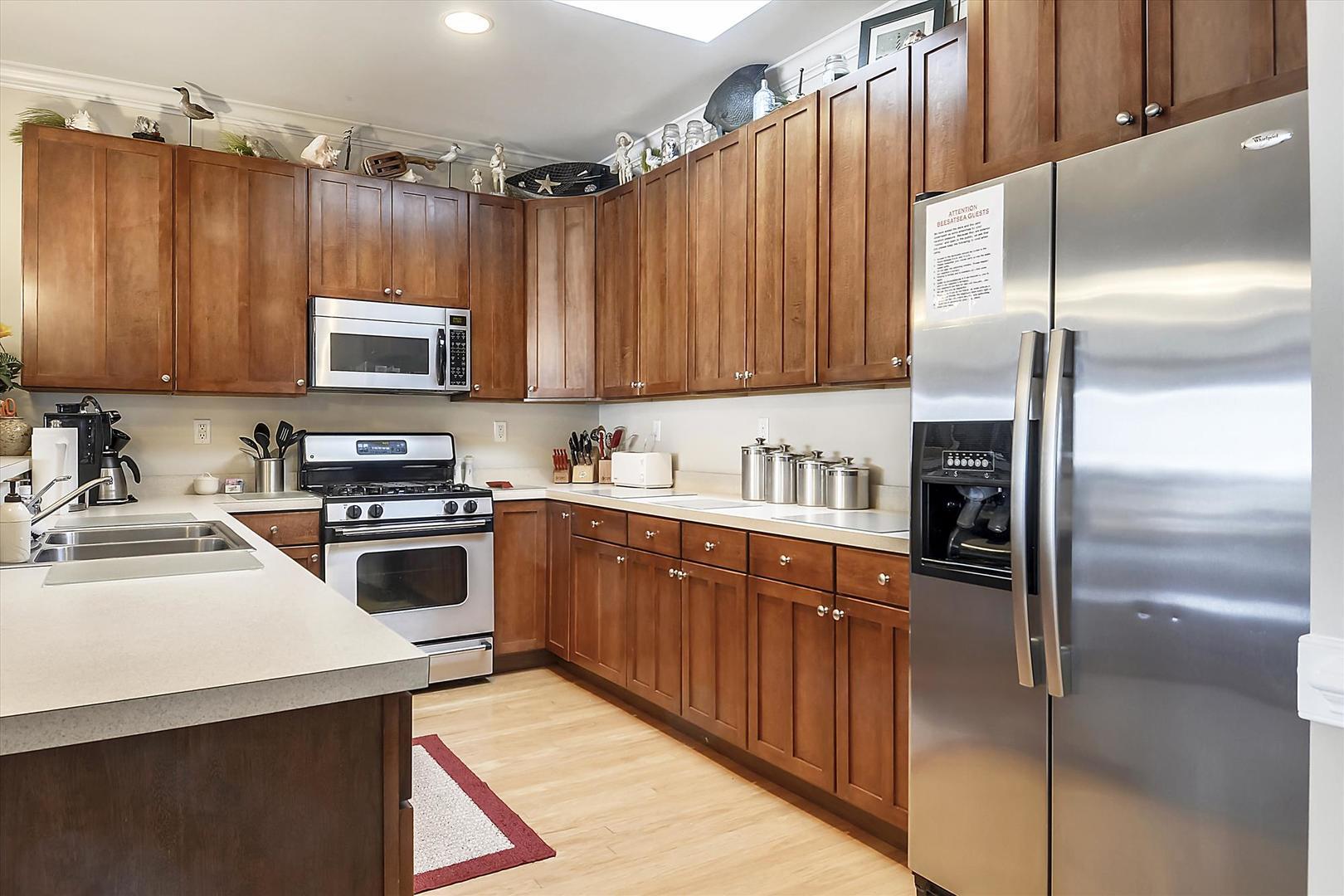 Bayville Shores 1169 - Kitchen