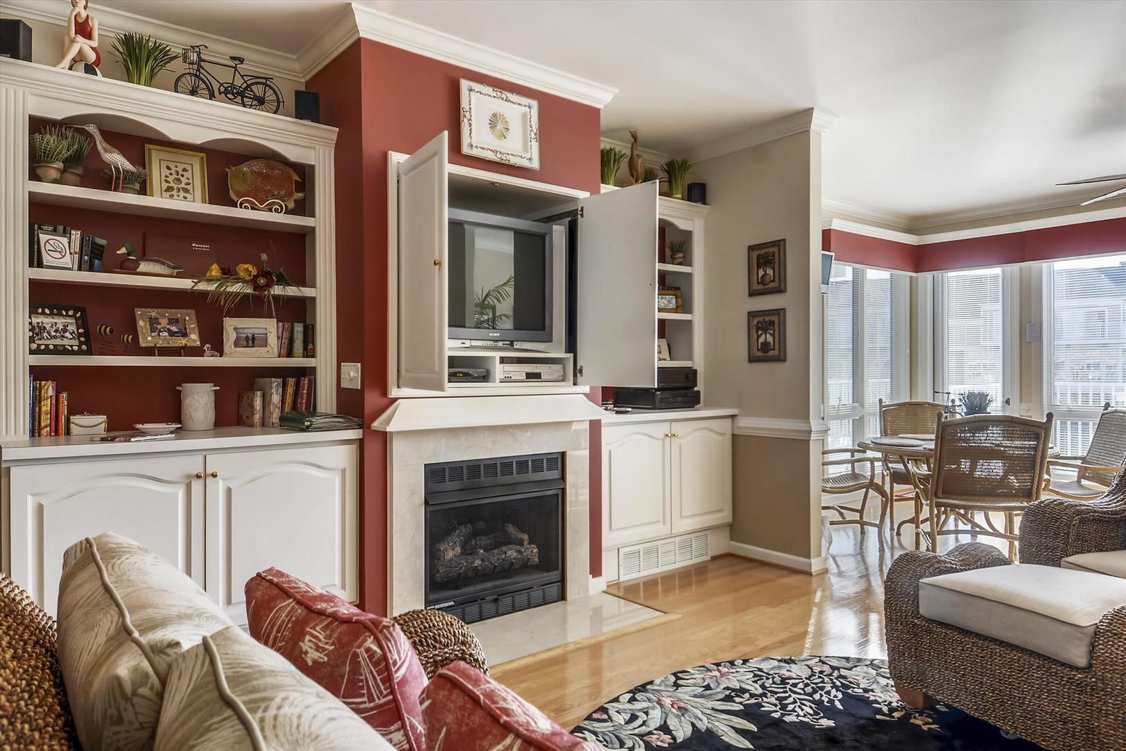 Bayville Shores 1169 - Living Room