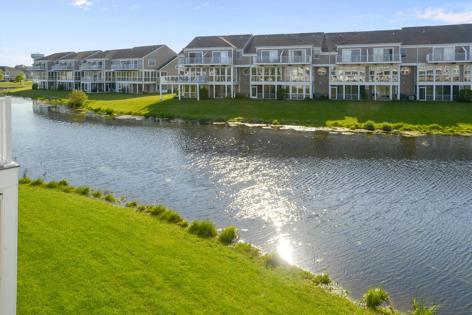 Bayville Shores 1169 - View from Deck