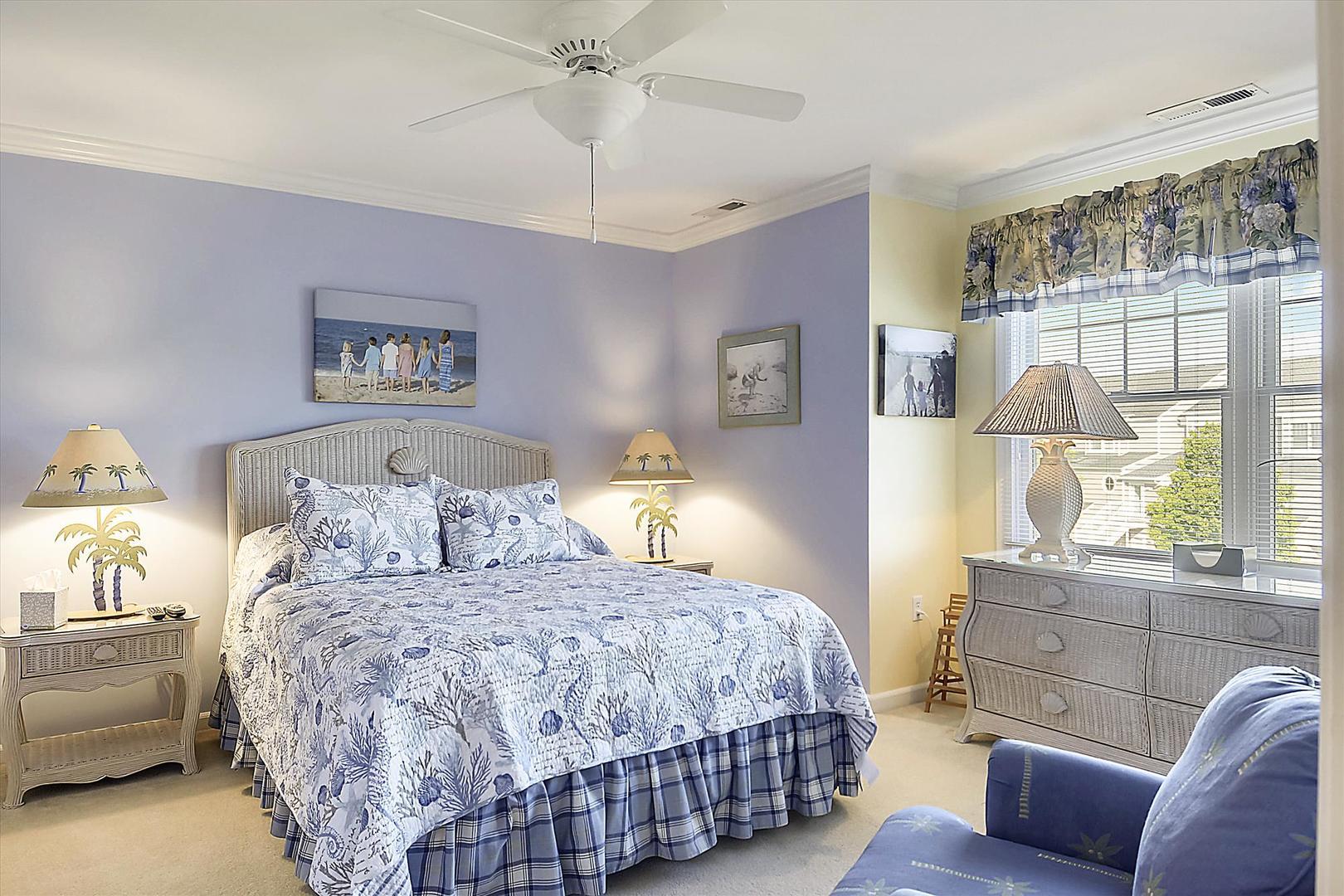 Bayville Shores 1169 - Upper Level Master Bedroom 2