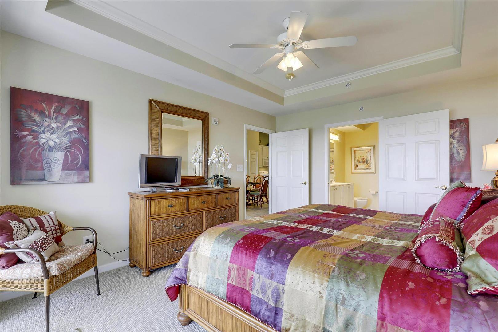 Sunset Island 37 FDW 5D - Master Bedroom