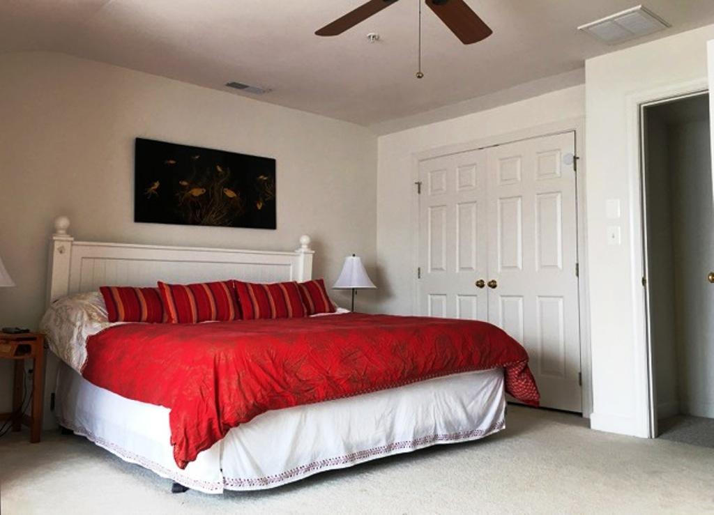Sunset Island, 41 Canal Walk Lane - Top Floor Bedroom