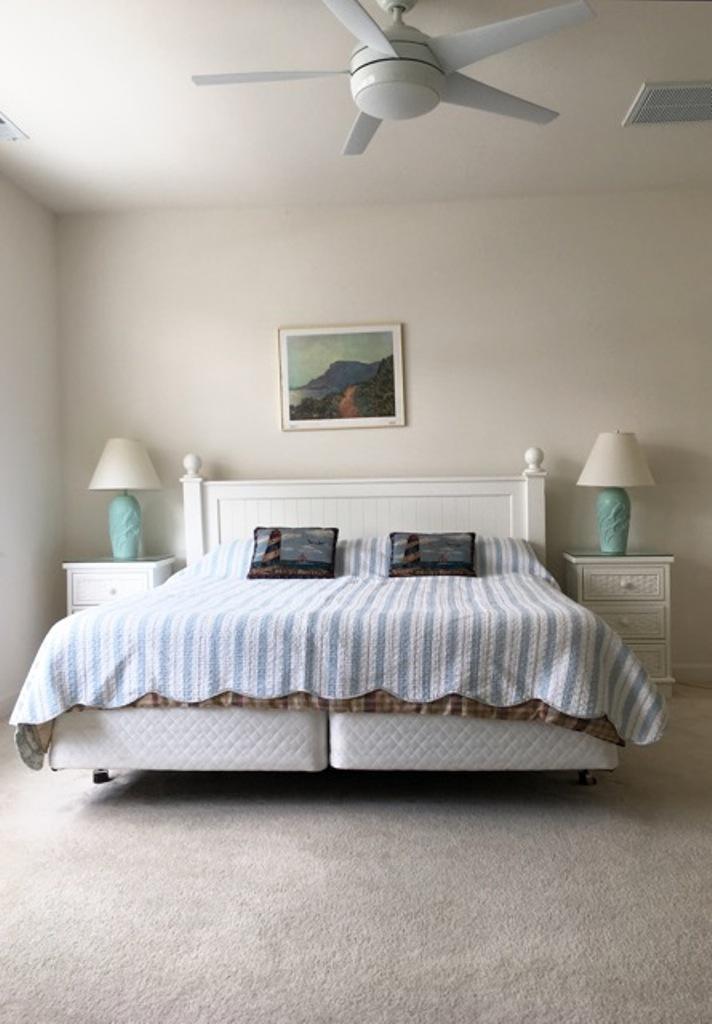Sunset Island, 41 Canal Walk Lane - Master Bedroom