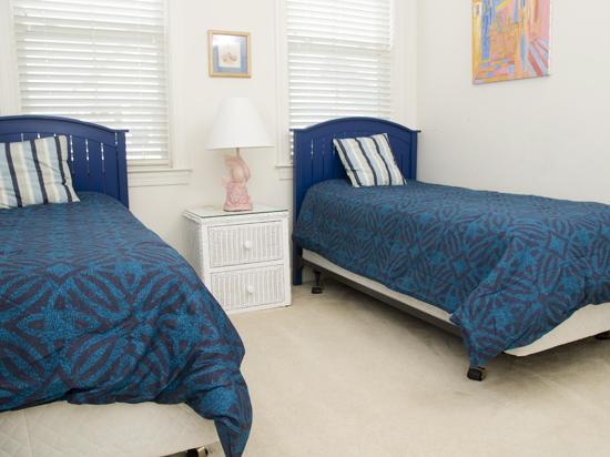 Sunset Island, 41 Canal Walk Lane - Third Bedroom