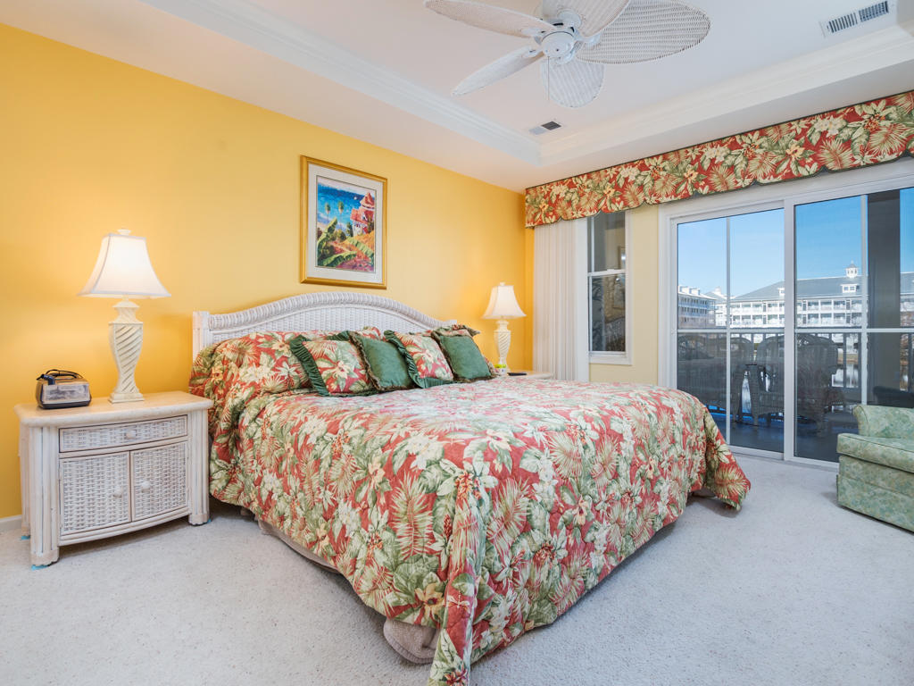 Sunset Island, 1 Fountain Drive East, 2E - Master Bedroom