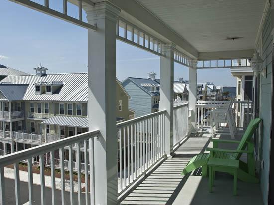 Sunset Island, 6 Sunset Island Drive, 4F - Balcony