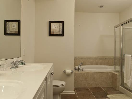 Sunset Island, 4 Hidden Cove Way, 4C - Master Bathroom