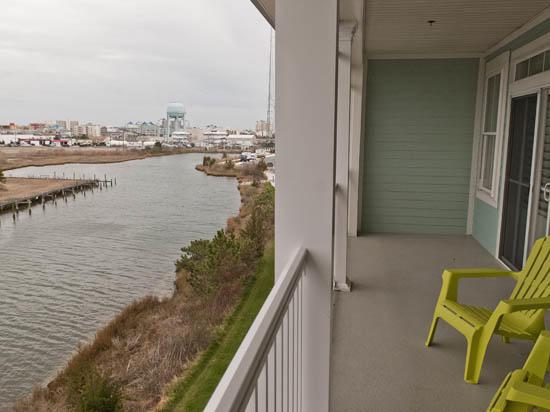 Sunset Island, 4 Hidden Cove Way, 4C - Balcony