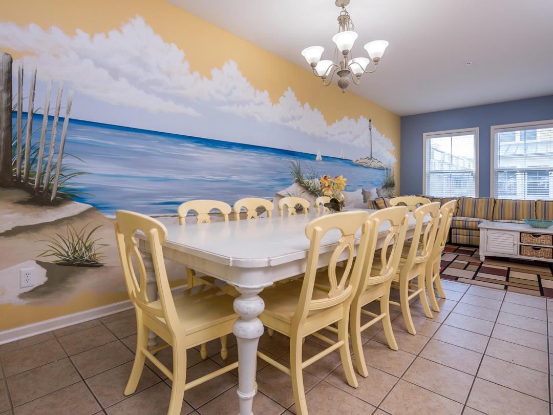 Sunset Island, 15 Sunset Island Drive - Dining Area