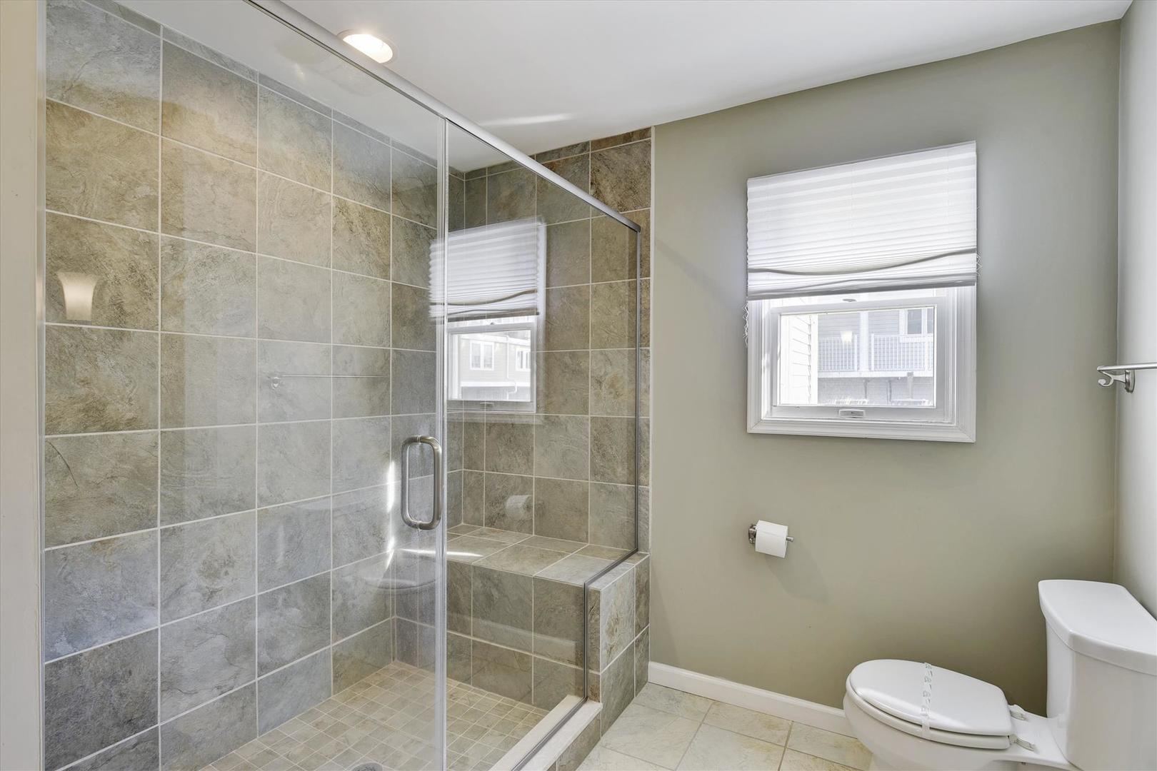 Honey Too - Master Bathroom