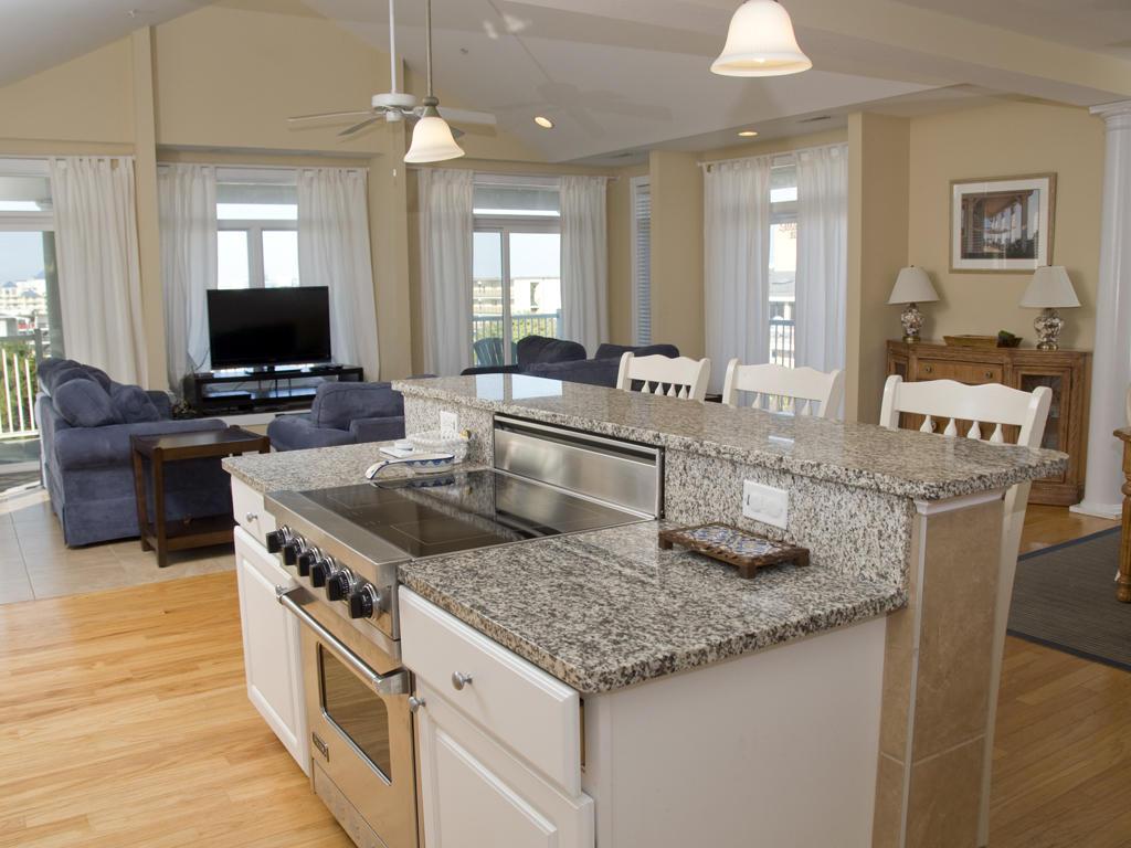 Key Largo, 403 - Kitchen Area