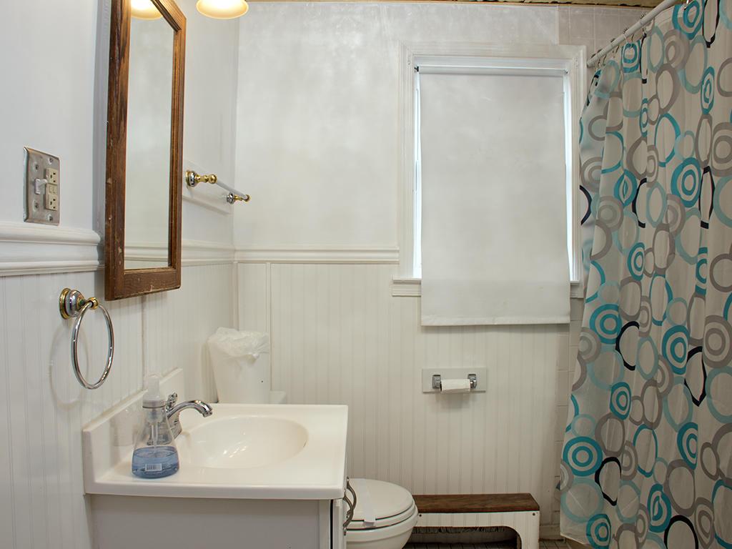 The Holland House - First Bathroom
