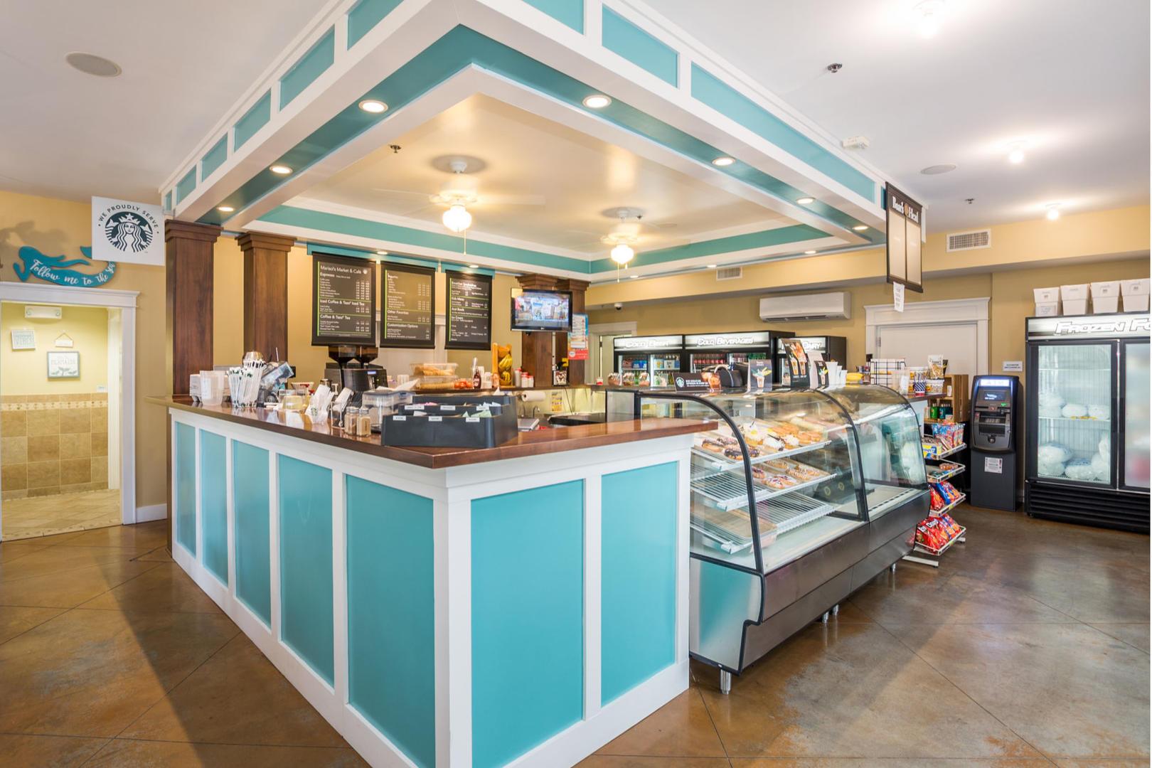 Sunset Island Corner Snack Bar