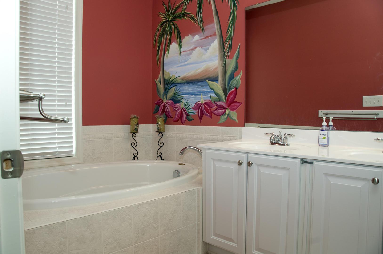 Sunset Island 47 Island Edge Dr. - Master Bathroom