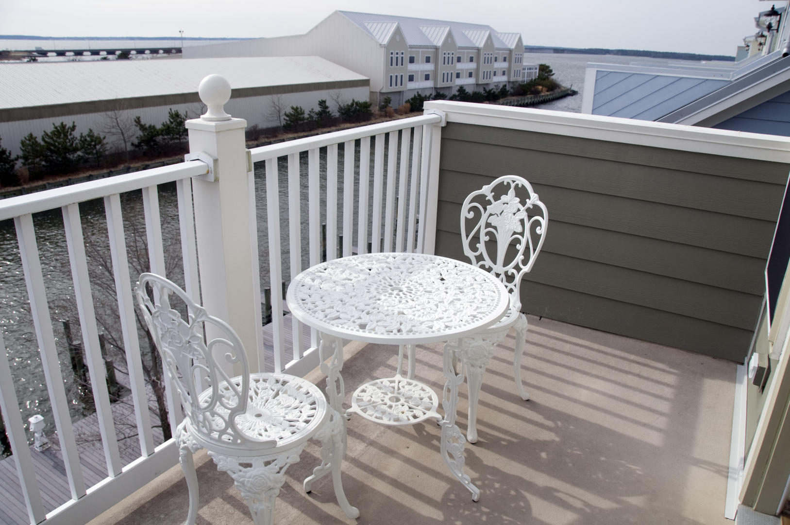 Sunset Island 47 Island Edge Dr. - Canalfront Balcony