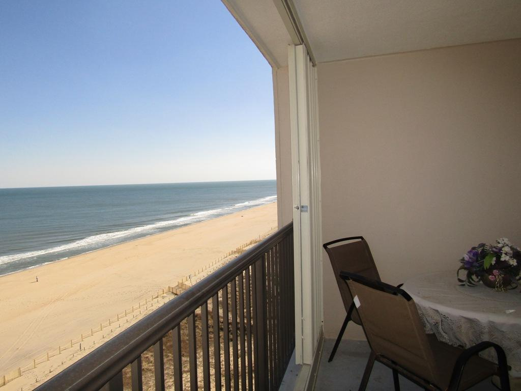 Sandpiper Dunes, 1010 - Balcony Area