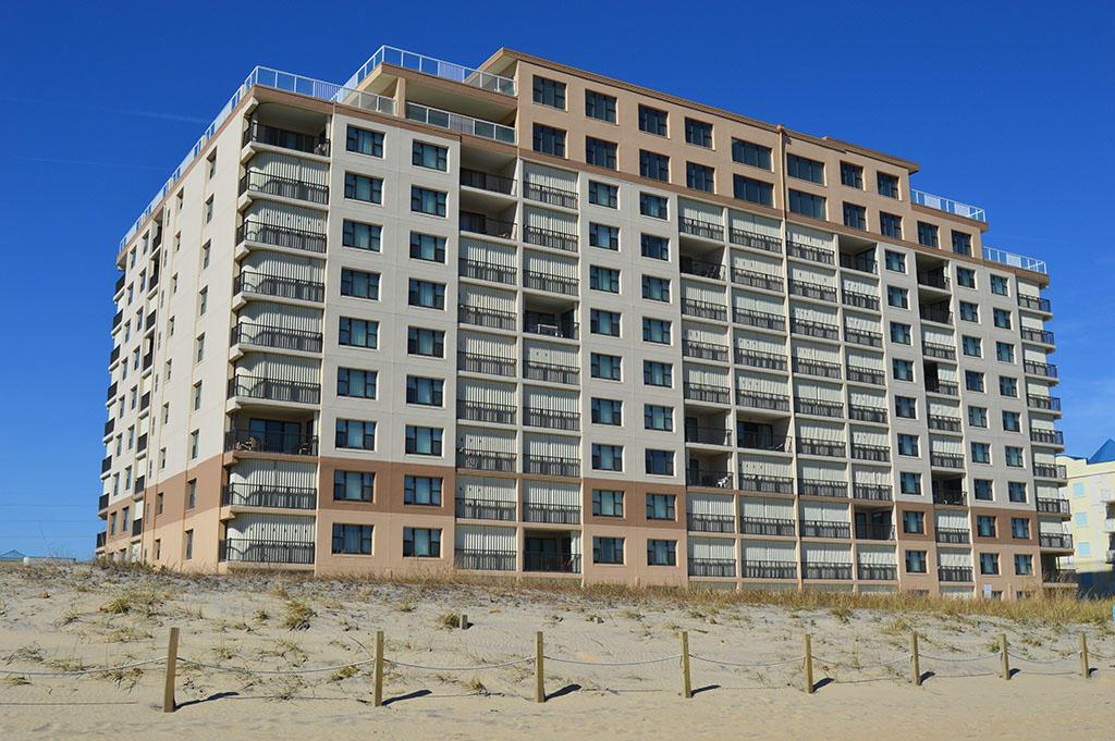 Sandpiper Dunes 1010 - Beach Exterior