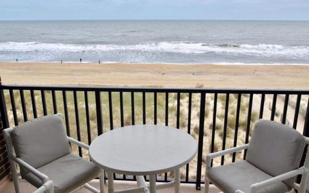 Boca Grande, 504 - Balcony View