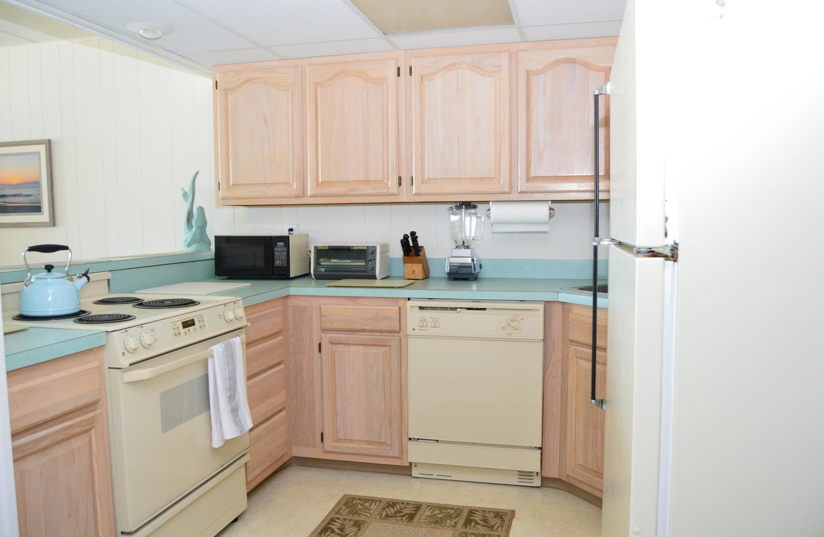 Boca Grande,  504 - Kitchen Area