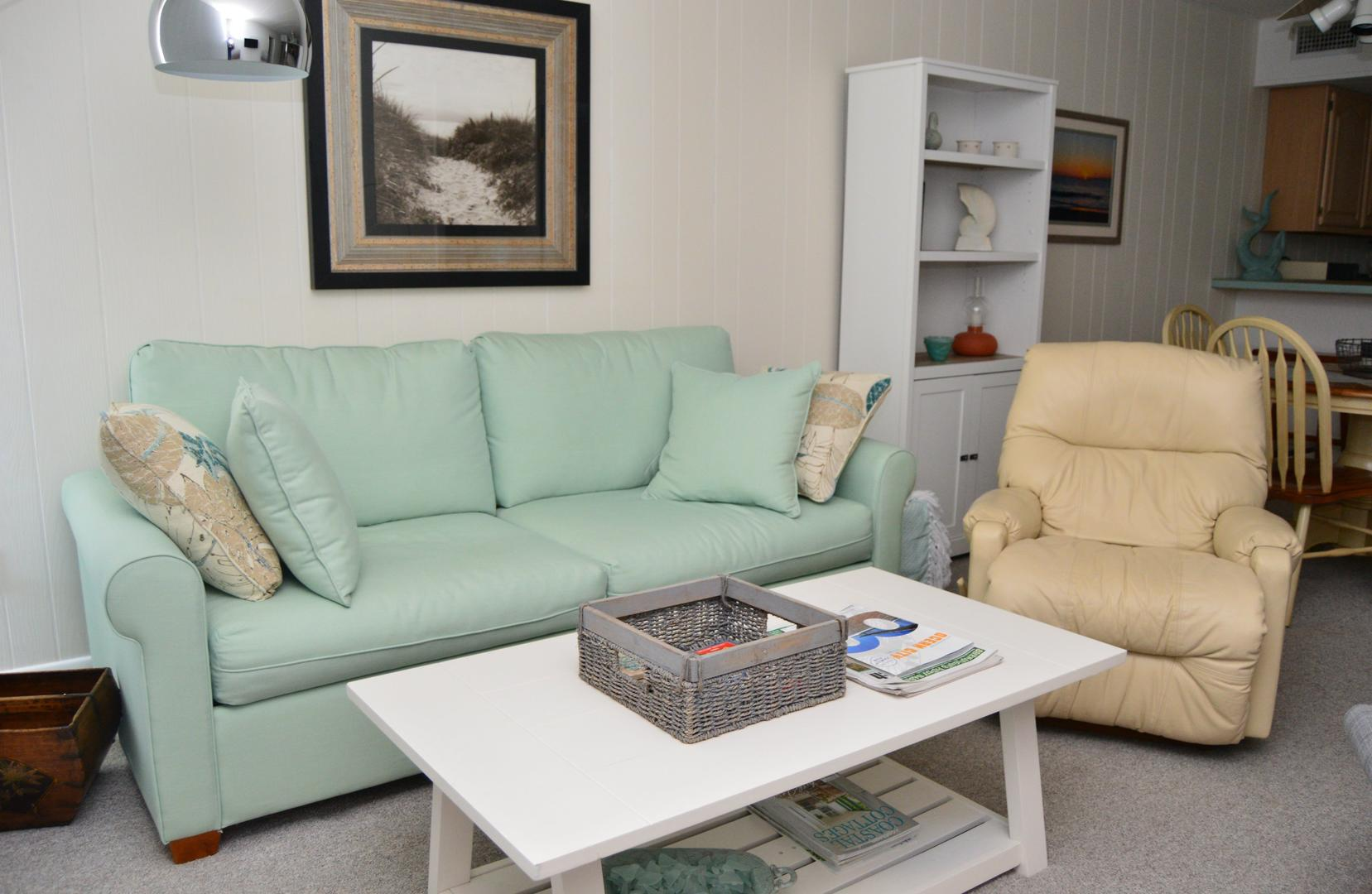 Boca Grande, 504 - Living Room