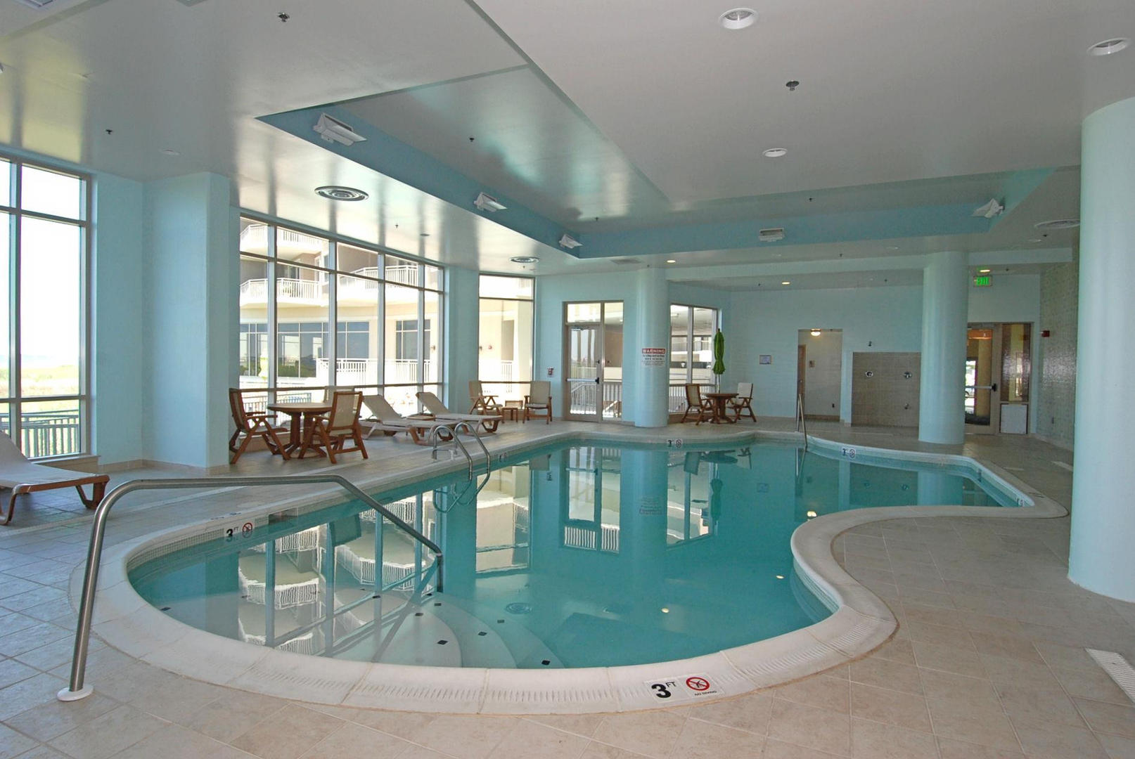 Rivendell - Indoor Pool