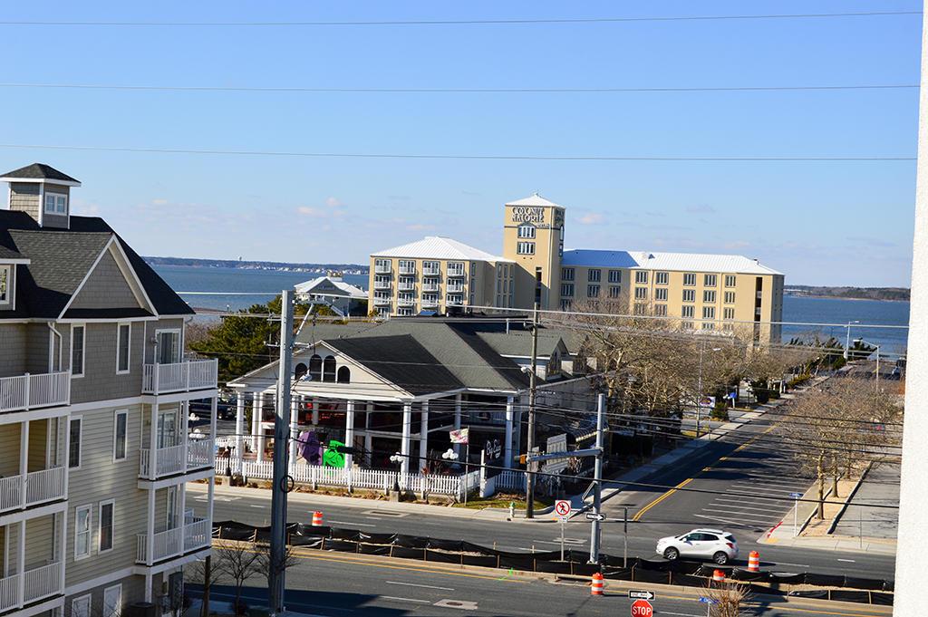 Meridian 403 West- Balcony View