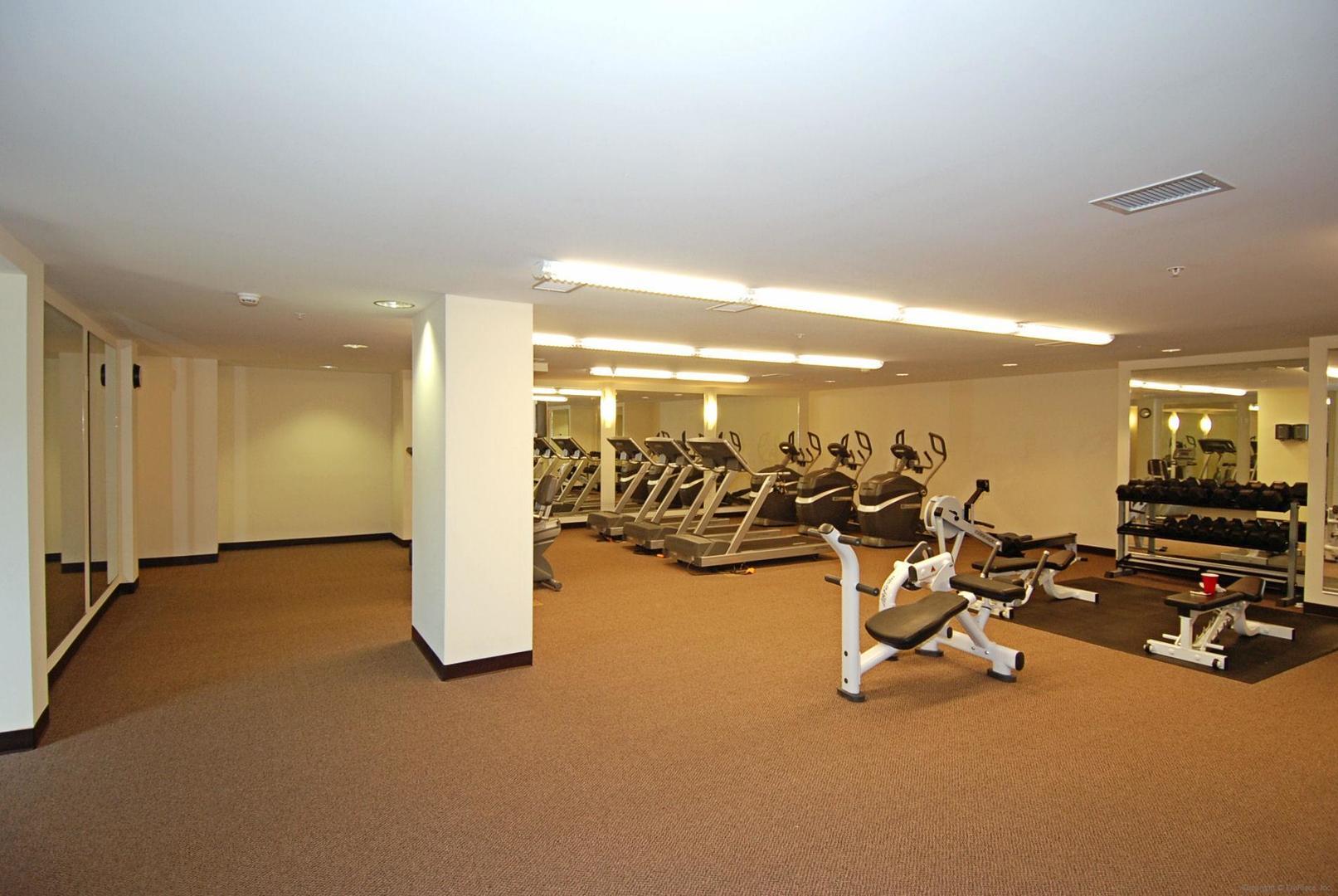 Meridian - Fitness Center