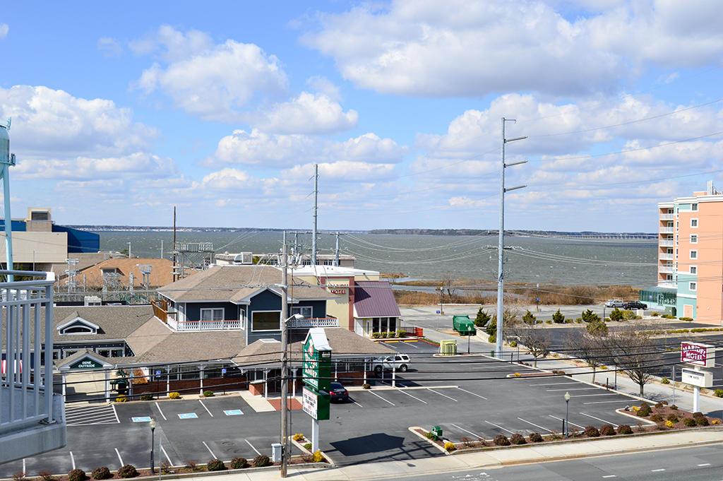 4100 Oceanside Condominiums 302 - Balcony View