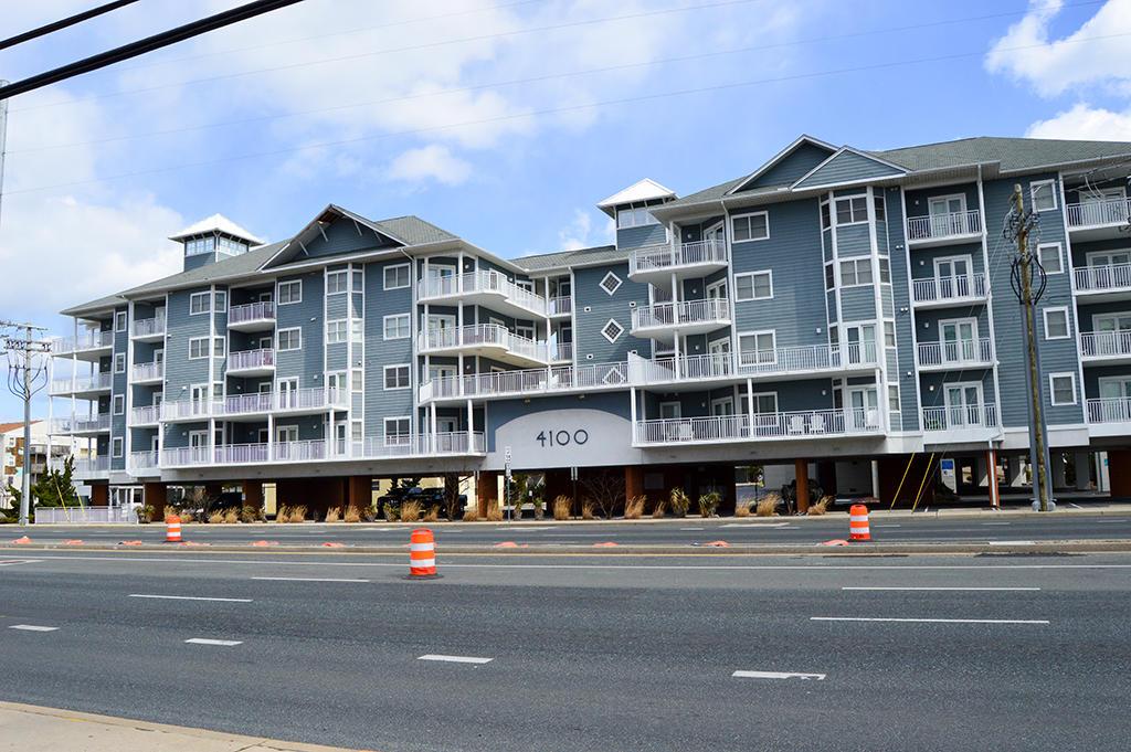 4100 Oceanside Condominiums 302 - Exterior