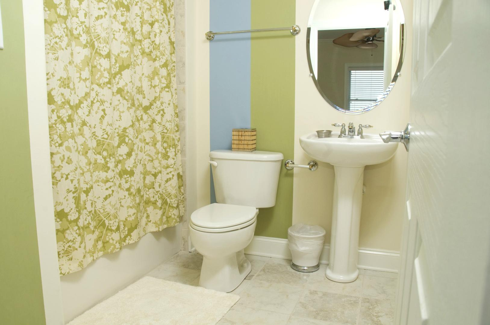 Belmont Towers 603 - Bathroom 2